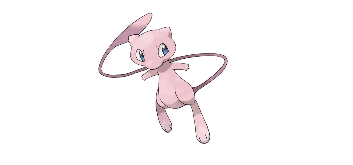 Mew Pokemon Glitch