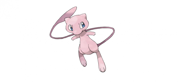 Mew Pokemon Glitch