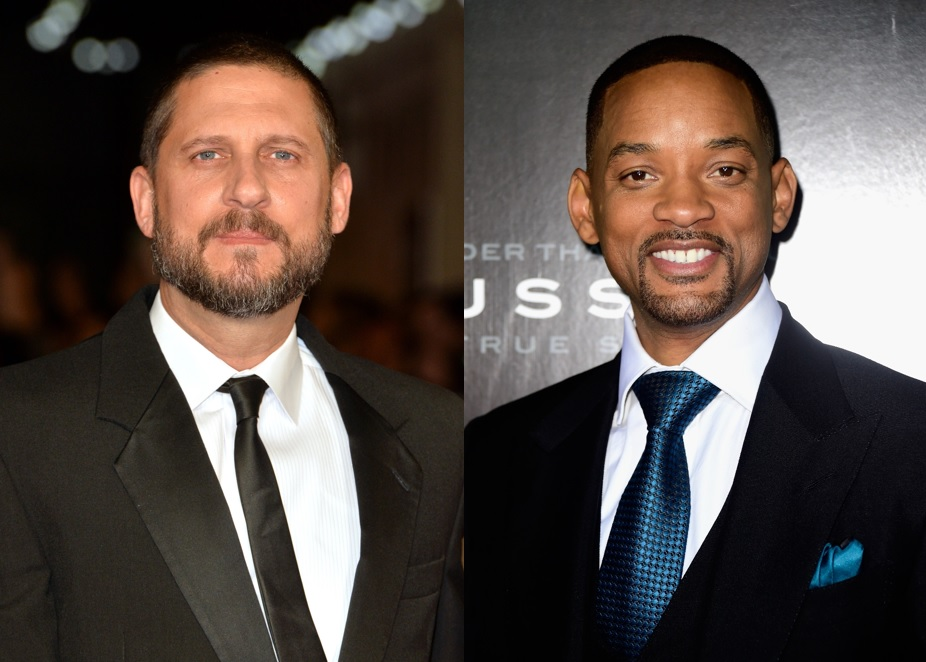 David Ayer and Will Smith