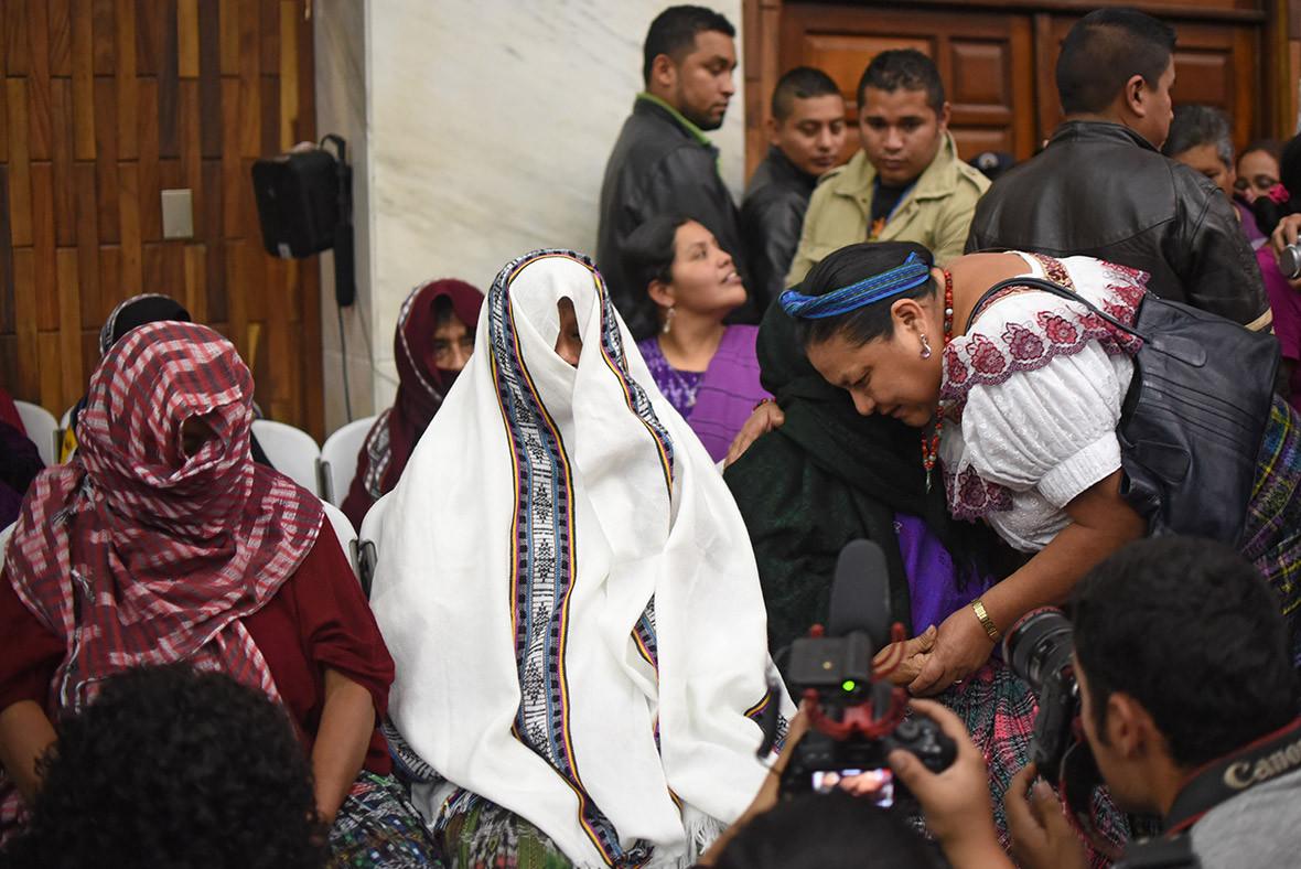 Guatemala sex slavery