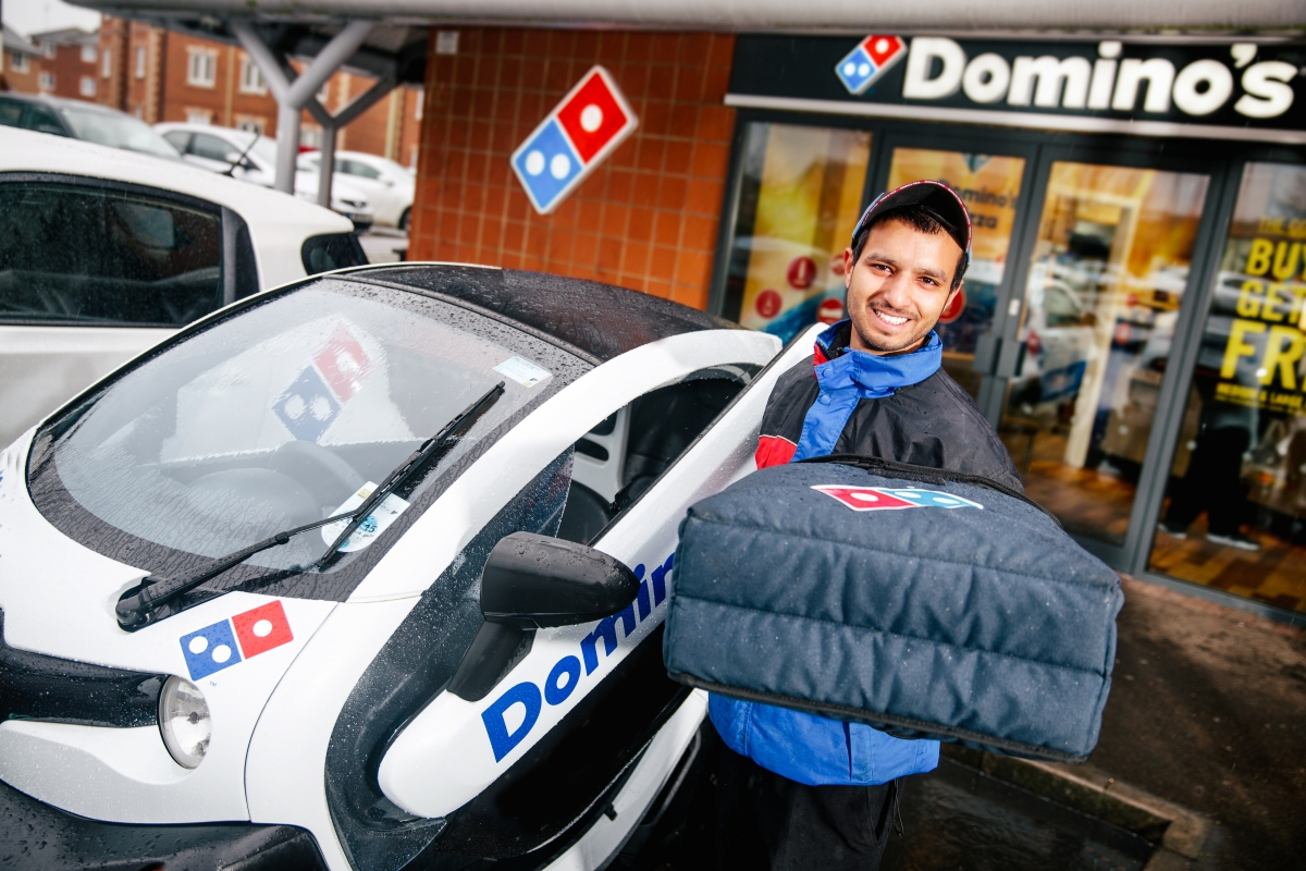 Domino\'s Pizza delivers mighty meaty set of profit ...