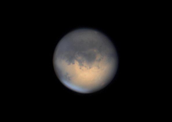 Mars ESA