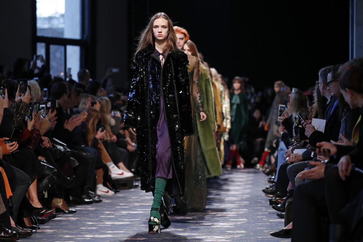 Rochas at Paris Fashion Week