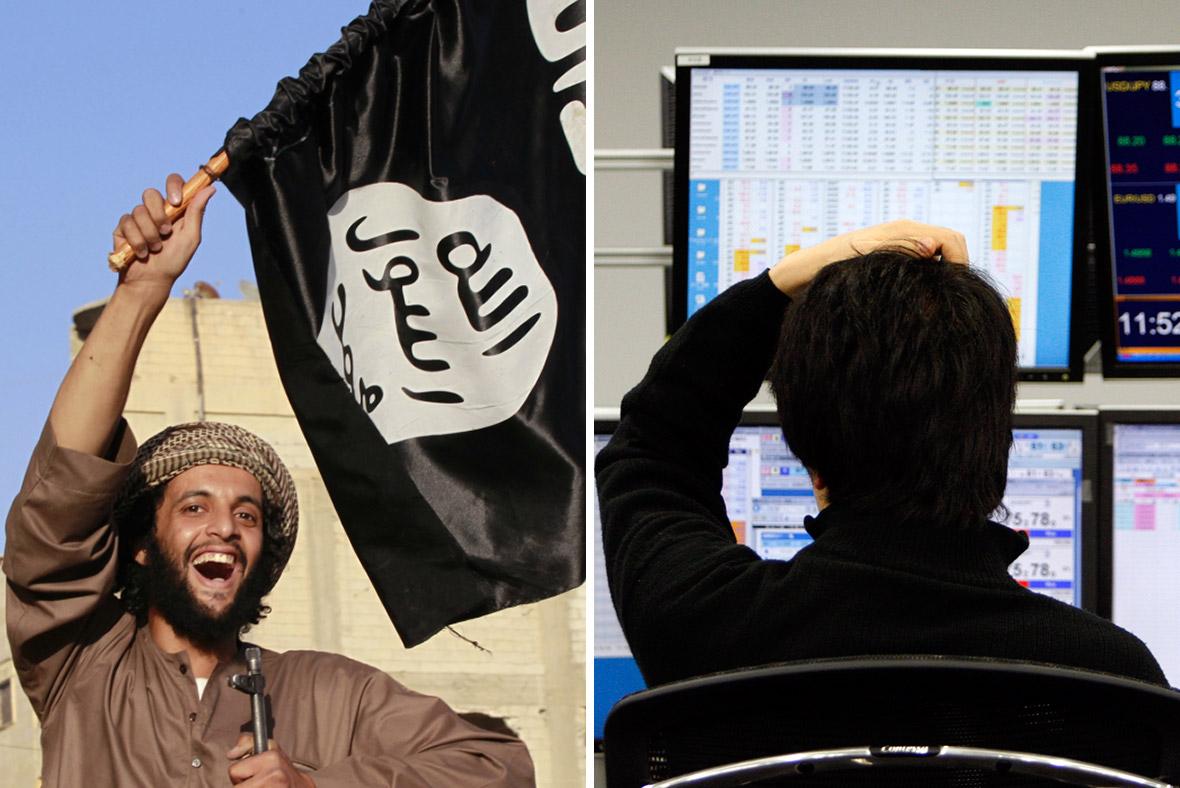 Isis stock exhange