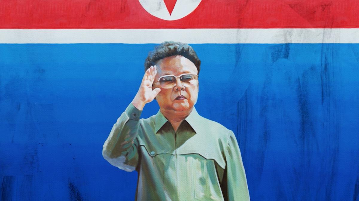 Dissident artist Sun Mu