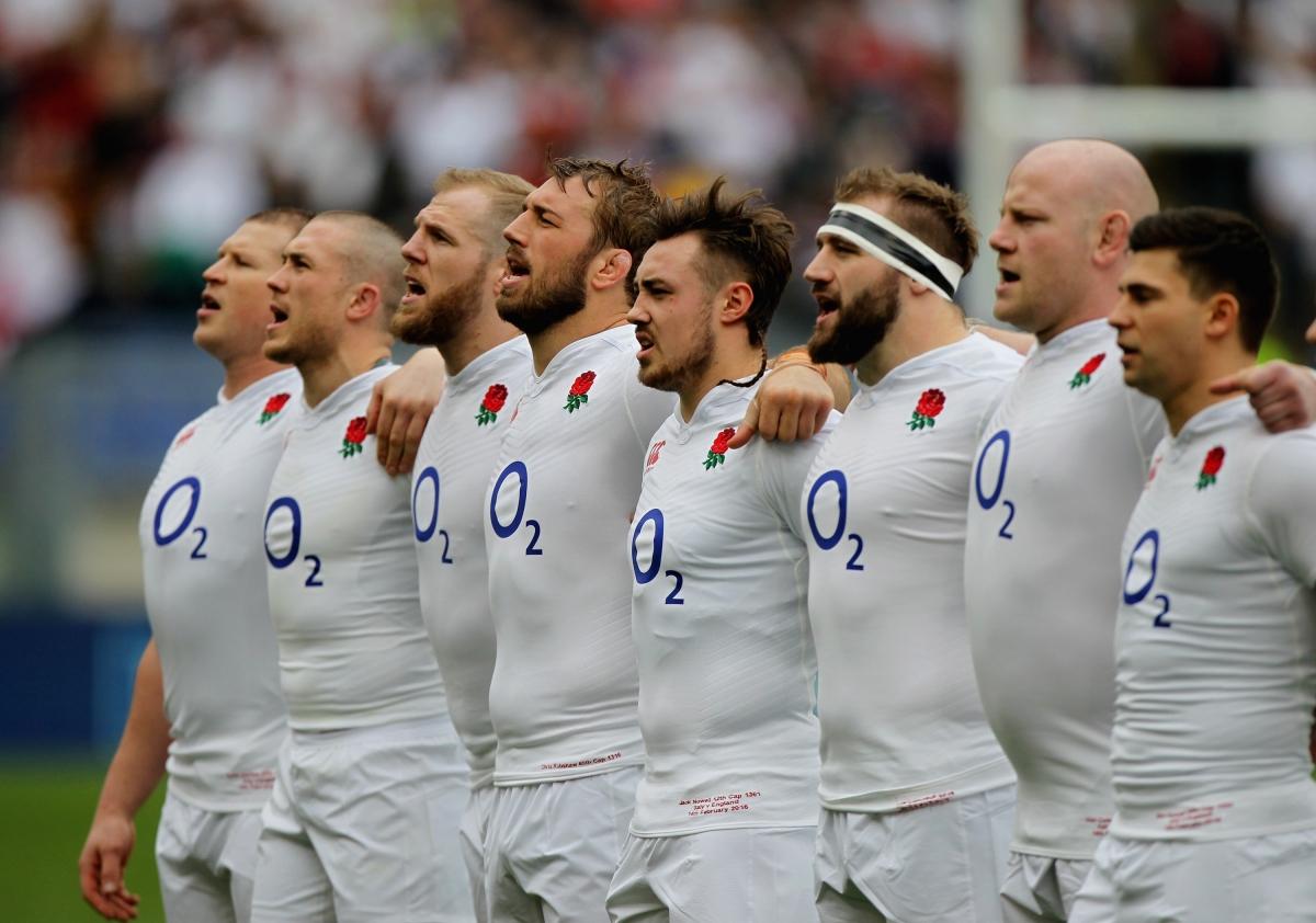 English rugby team
