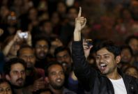Kanhaiya Kumar speech at JNU
