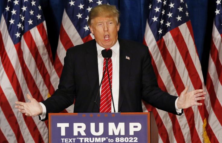 Donald Trump Twitterbot