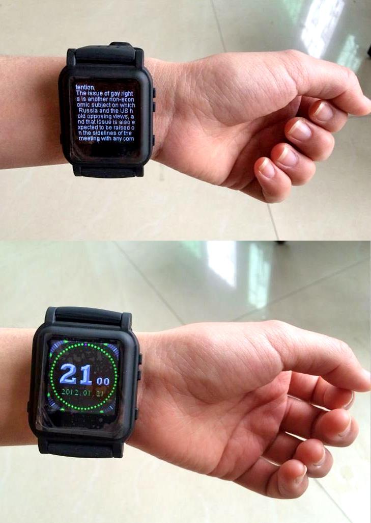 Cheating smartwatch sold on Amazon UK