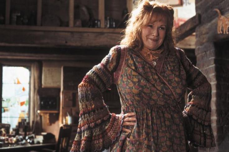 Julie Walters as Molly Weasley