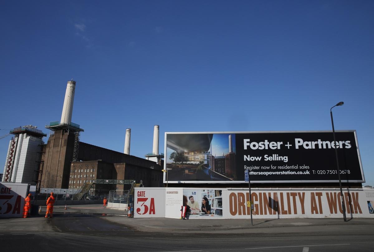 Battersea Power Station property London