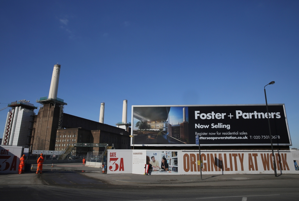 Battersea Power Station property London