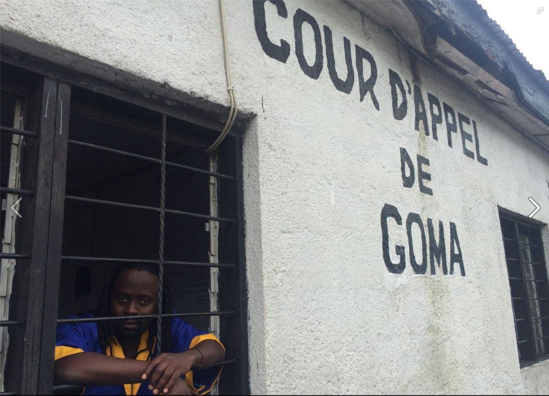 Lucha activists in DRC