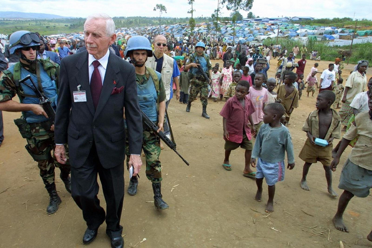 UN peacekeepers' alleged abuse in DRC