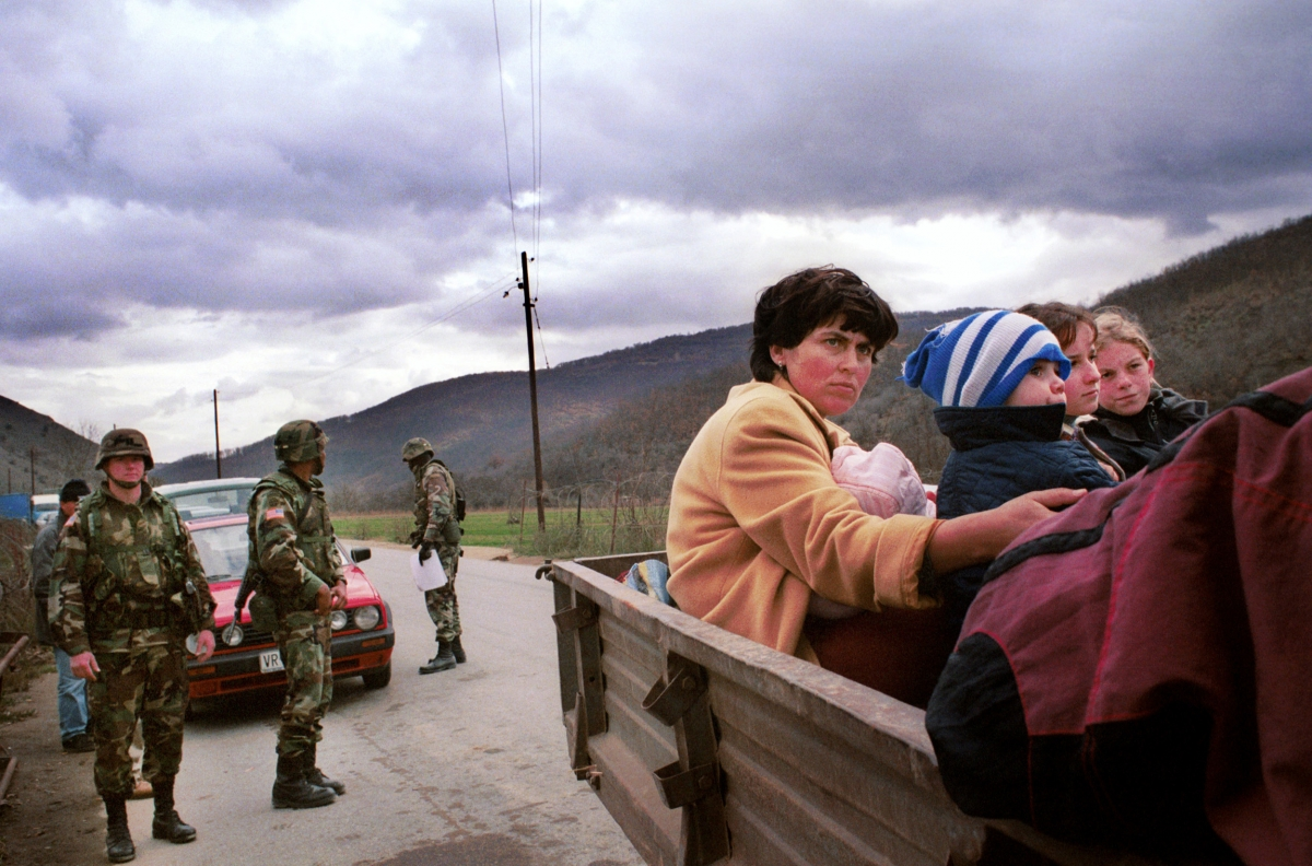UN peacekeepers' alleged abuse in Kosovo
