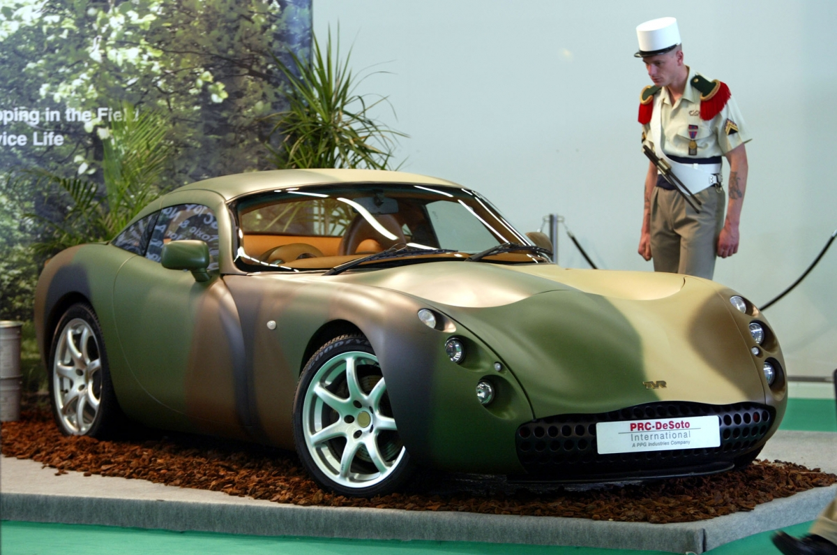 TVR to setup sports car plant in Wales next to Aston Martin