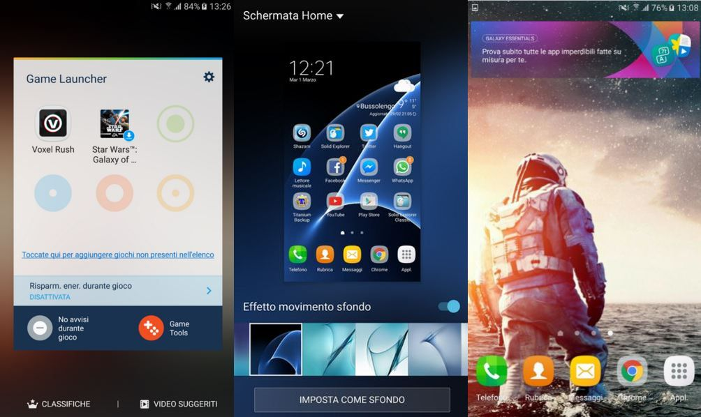 Galaxy S7 apps for Galaxy S6, Note5