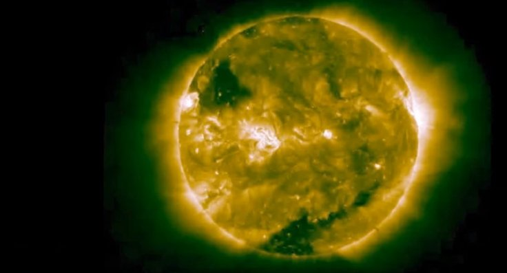 Aliens are controlling the Sun says evidence from solar observatory claims UFO researcher