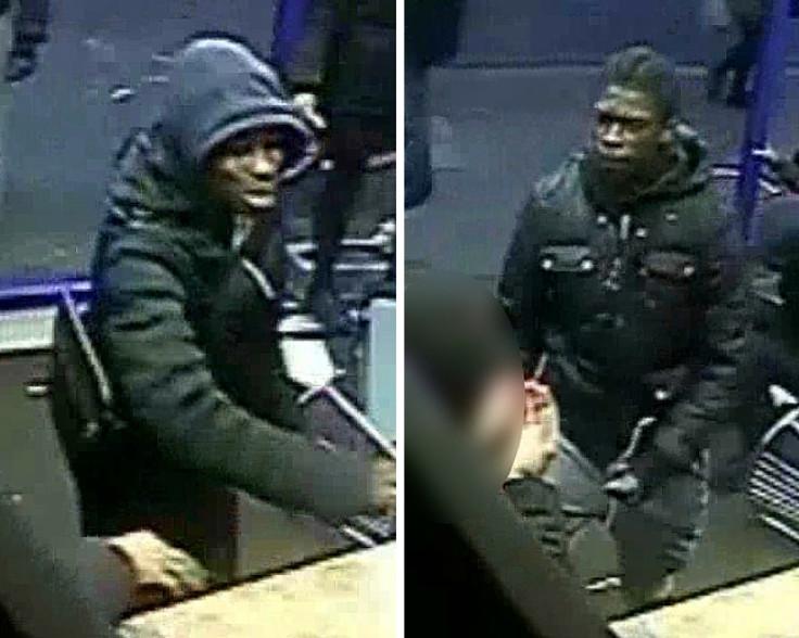 suspects stabbing chicken shop
