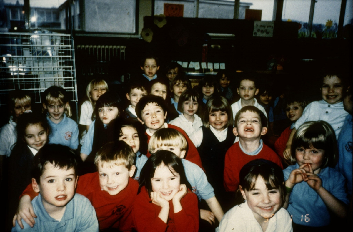 Dunblane children