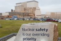 Hinkley Point B power station, Bridgwater