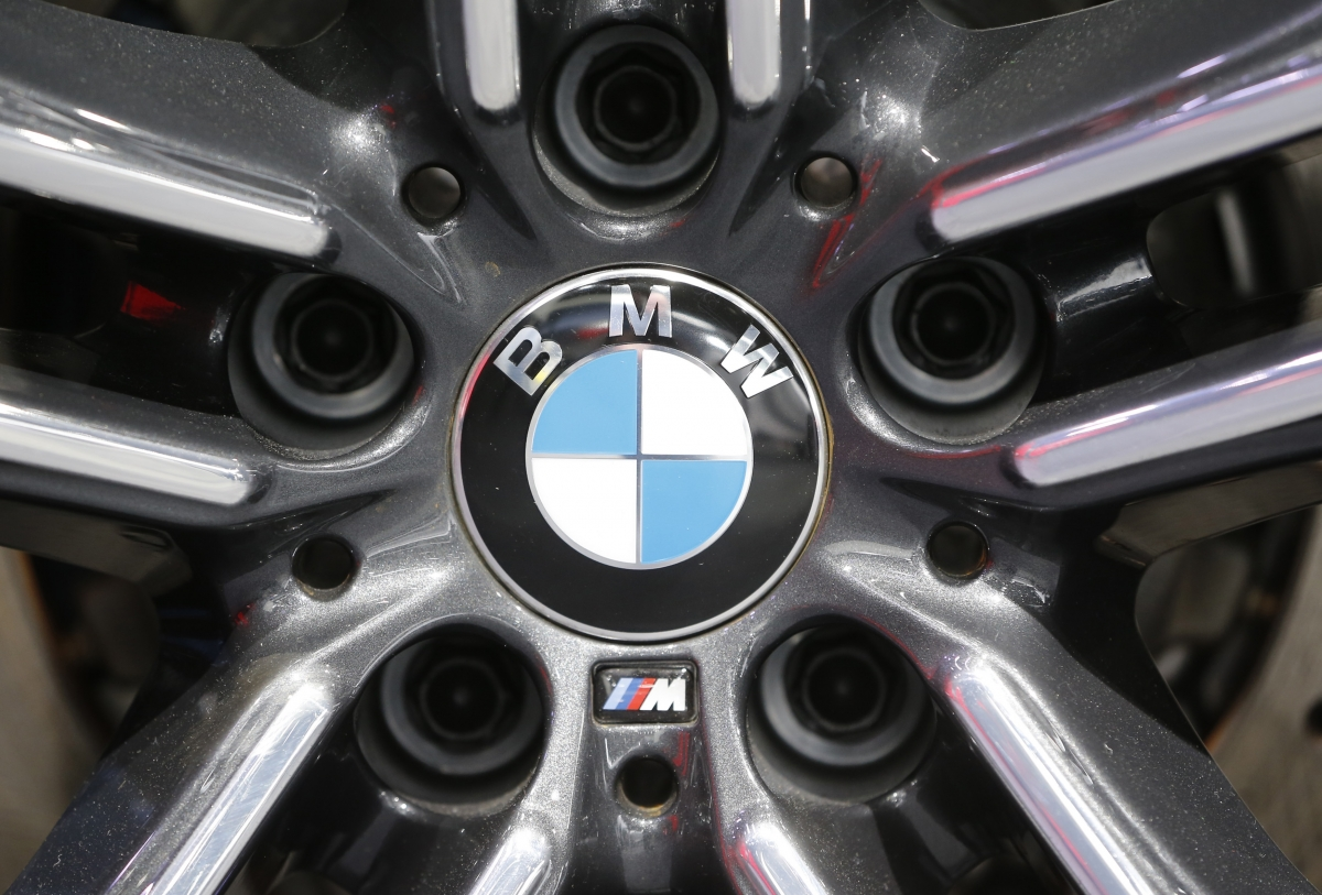 BMW could reveal new car today as it kicks-off its 100th birthday celebrations