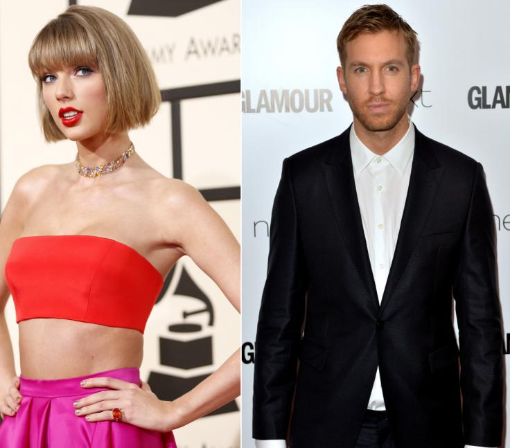 Kuka on Taylor Swift dating Calvin Harris