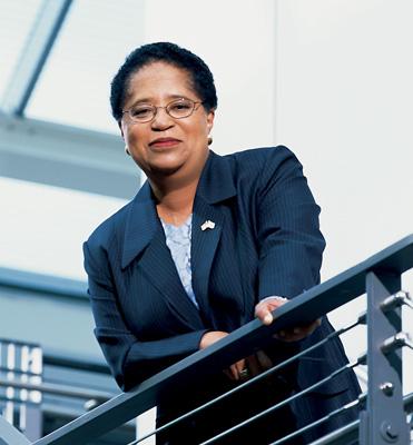 Dr Shirley Ann Jackson