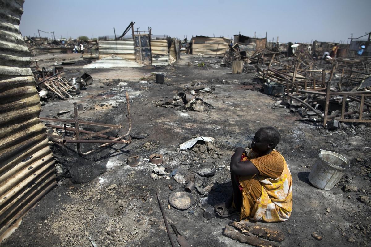 South Sudan fresh fighting
