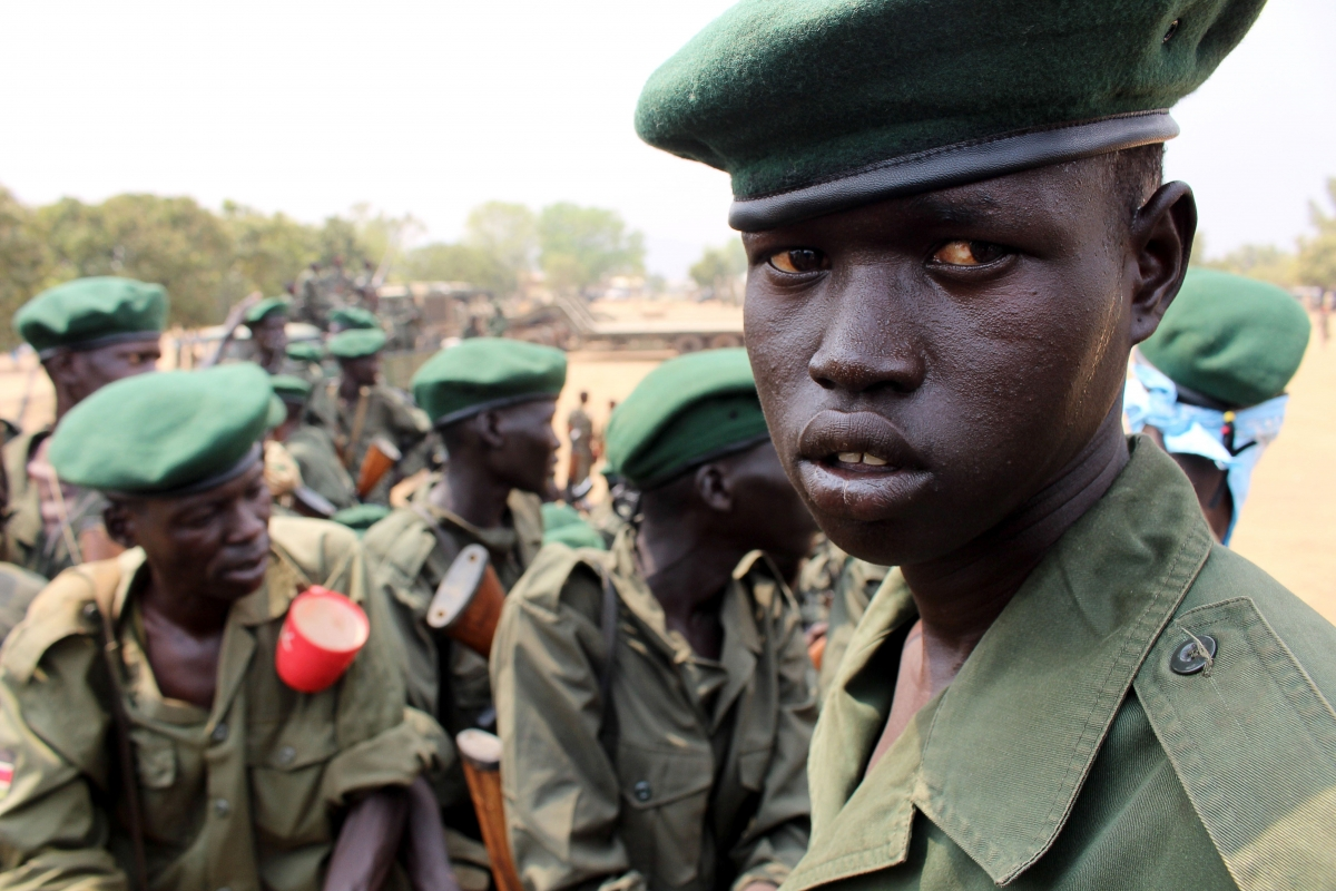 South Sudan fresh fighting