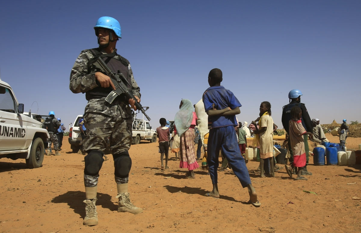 un peace keeping This event will look at un peacekeeping reform by focusing on the topics of  gender mainstreaming, the safety and security of peacekeepers.