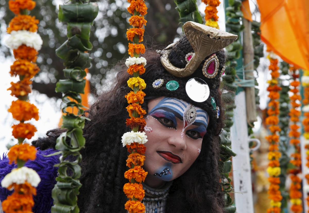 Maha Shivratri terror alert