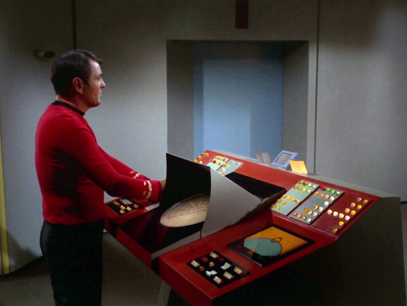 star trek teleportation