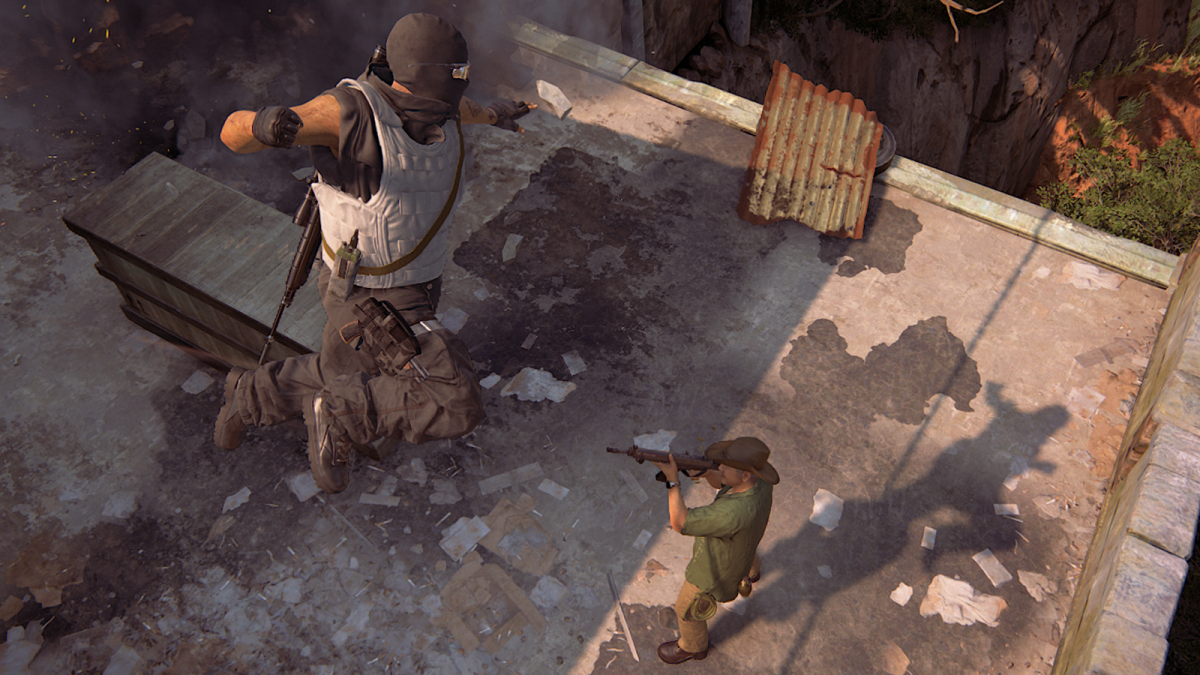 Uncharted 4 mutliplayer open beta ps4
