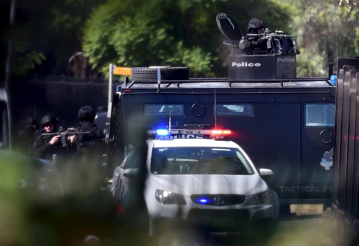 Ingleburn shooting