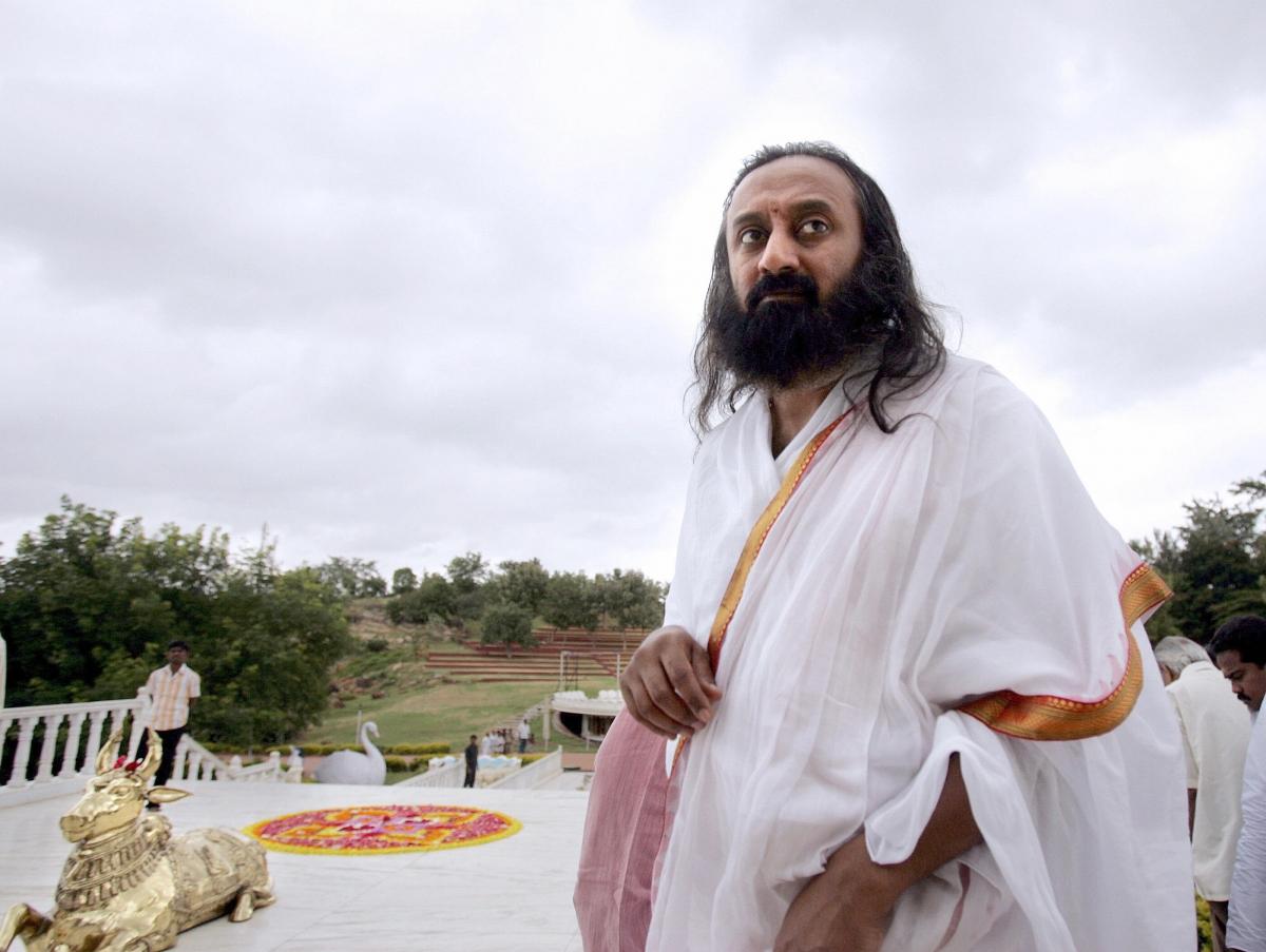 Sri Sri Ravi Shankar