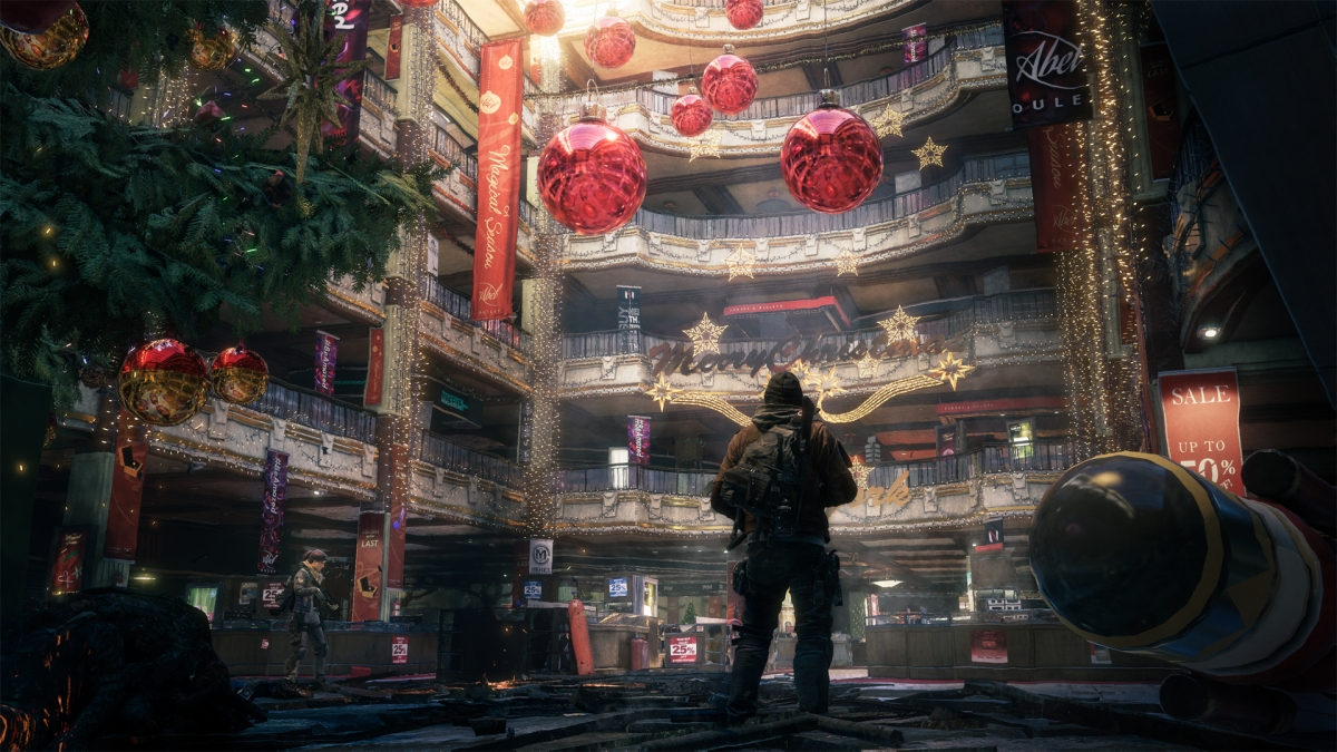 The Division Ubisoft Screenshot PS4 PC