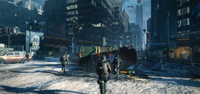 The Division PS4 PC