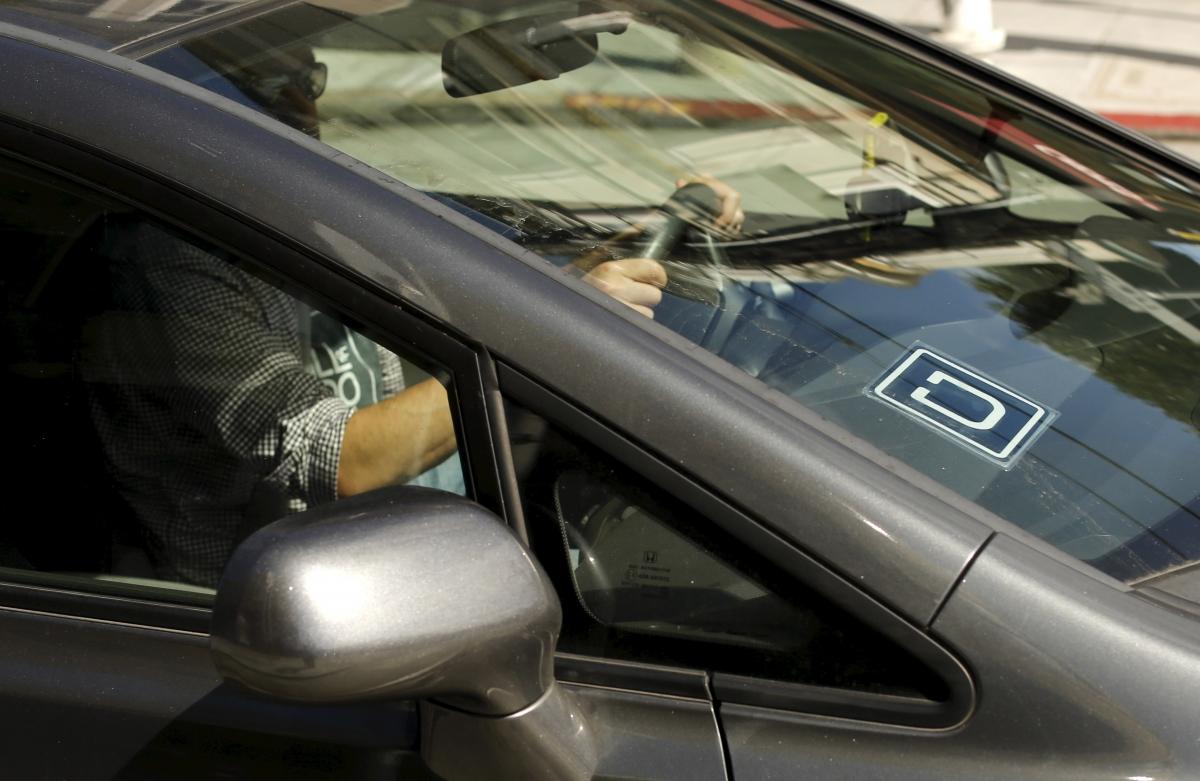 Uber fake vomit scam New York