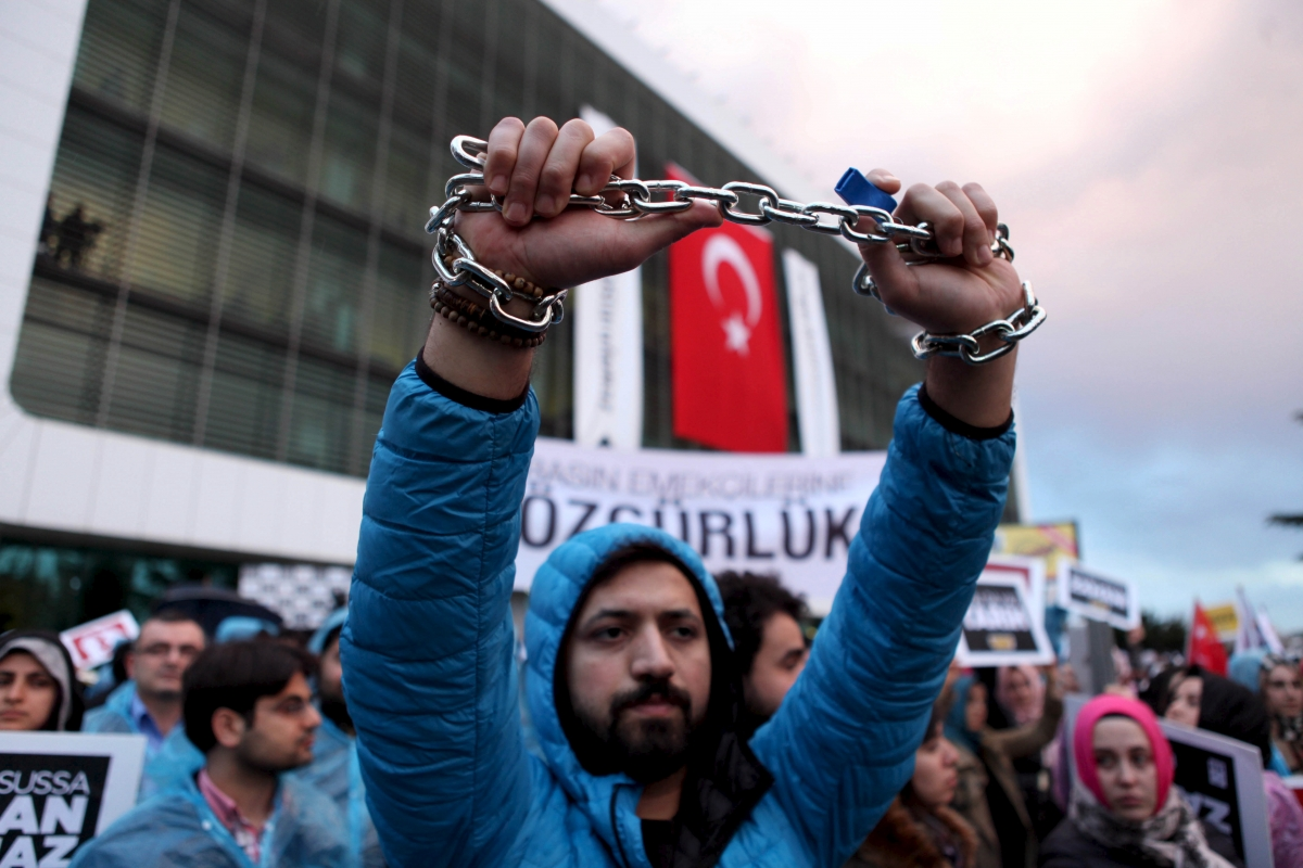 Zaman newspaper turkey