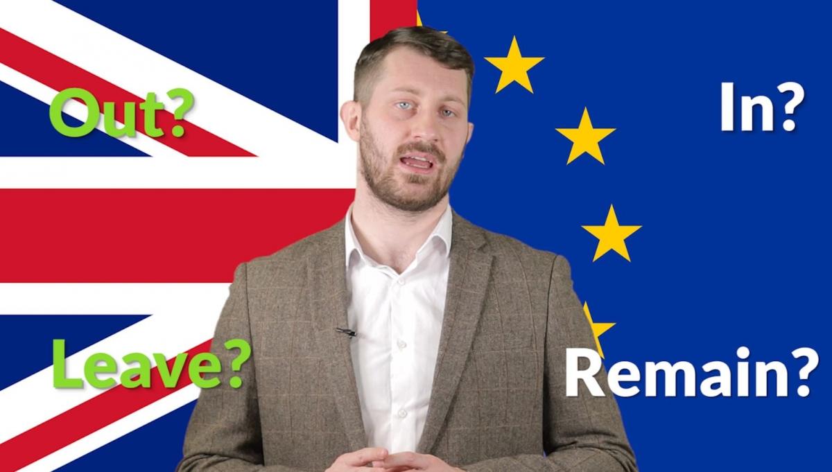 Brexit Designation Completion Explained