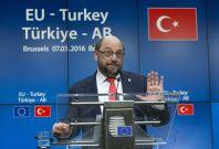 EU-Turkey summit Brussels