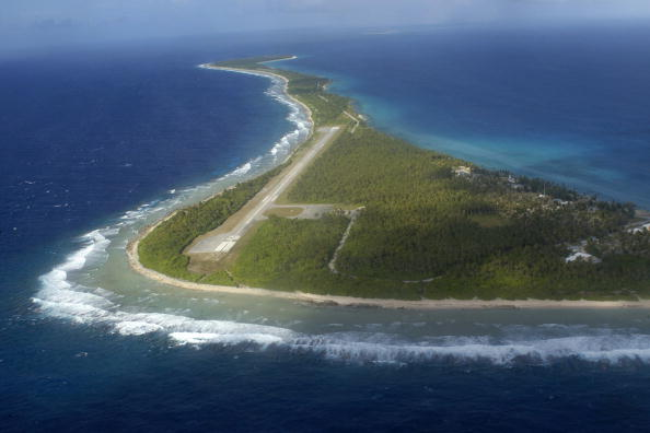 The Marshall Islands