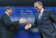 Turkey EU refugee deal
