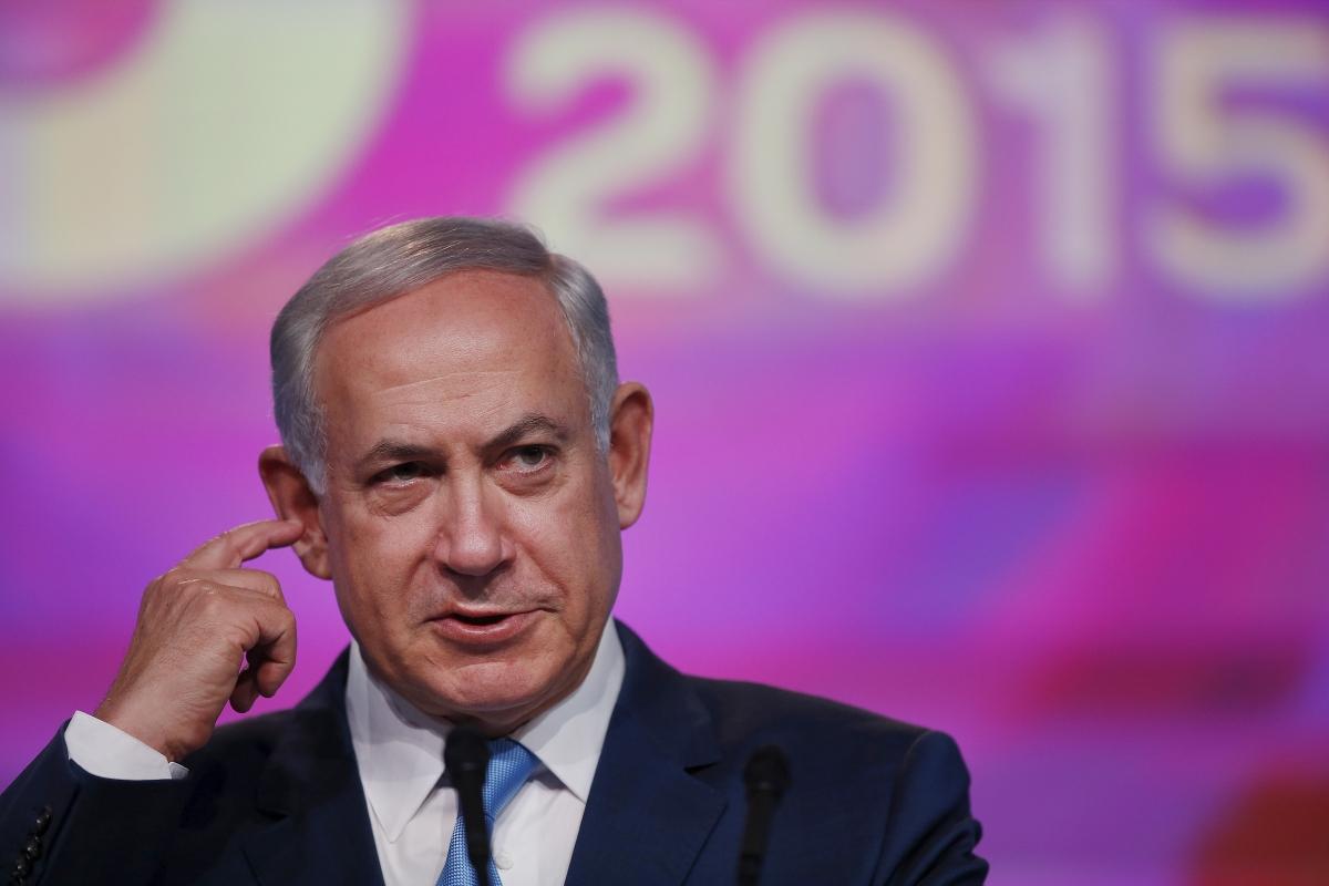 Benjamin Netanyahu Obama