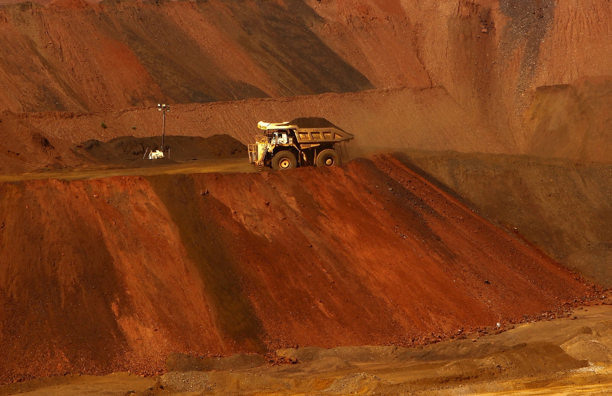 Iron ore prices jump 19% and Brent touches $40 a barrel amid China growth plans