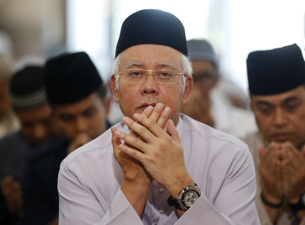 Malaysia Isis threat PM Najib Razak