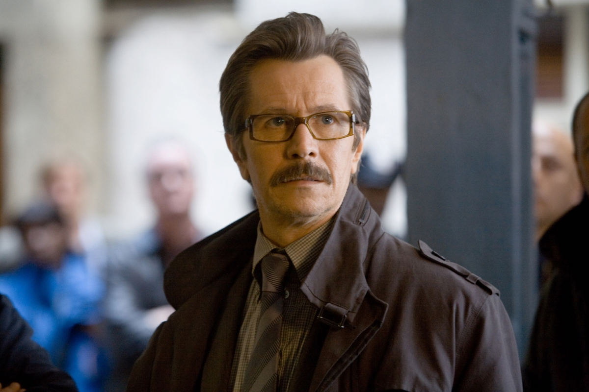 Gary Oldman as Commissioner Gordon