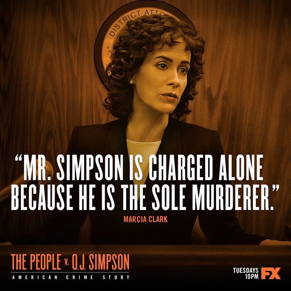 American Crime Story: The People vs OJ Simpson