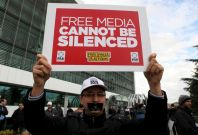 Cihan news agency seized